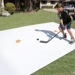 plastic ice rink - Glicerink
