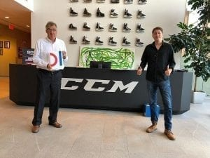 Amazing Project Coming Up in Canada: Glice Meets CCM!