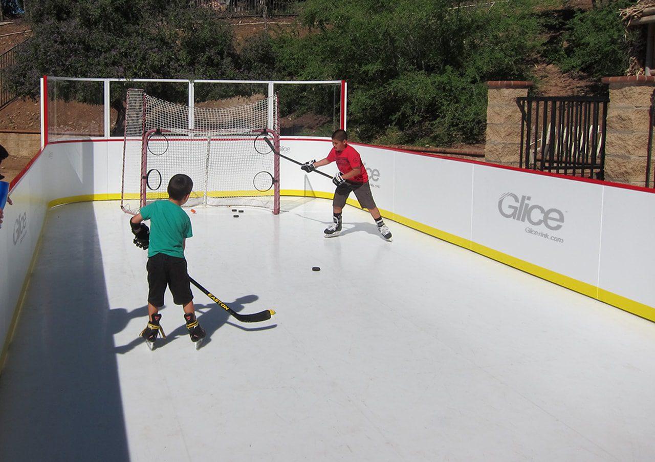Artificial Glice ice mini arena