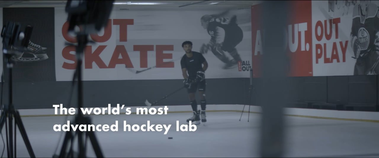 CCM and Glice Synthetic Ice: the World's most Advanced Hockey Performance Lab