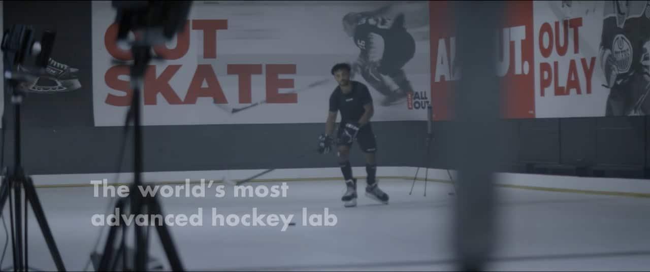 CCM y el hielo sintético de Glice: El laboratorio de rendimiento de hockey más avanzado del mundo