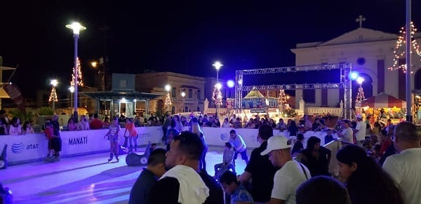 Caribbean Skating: Glice® Synthetic Ice Rink in Puerto Rico