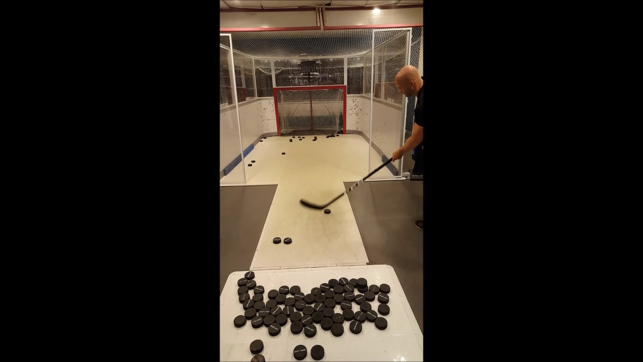 Europe's Biggest Online Shop for Hockey Equipment Installs Glice® Slapshot Stations based on Glice® Synthetic Ice in its Swedish Flagship Stores