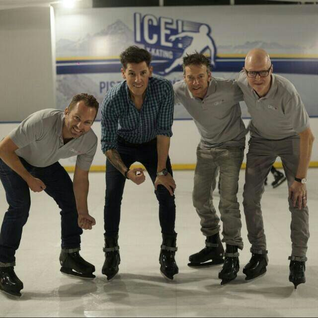 First Glice® Synthetic Ice Rink in Argentina Hits Nerve with Local Population