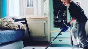 Gegen Langeweile zu Hause – Fun und Sport mit synthetischem Eis von Glice