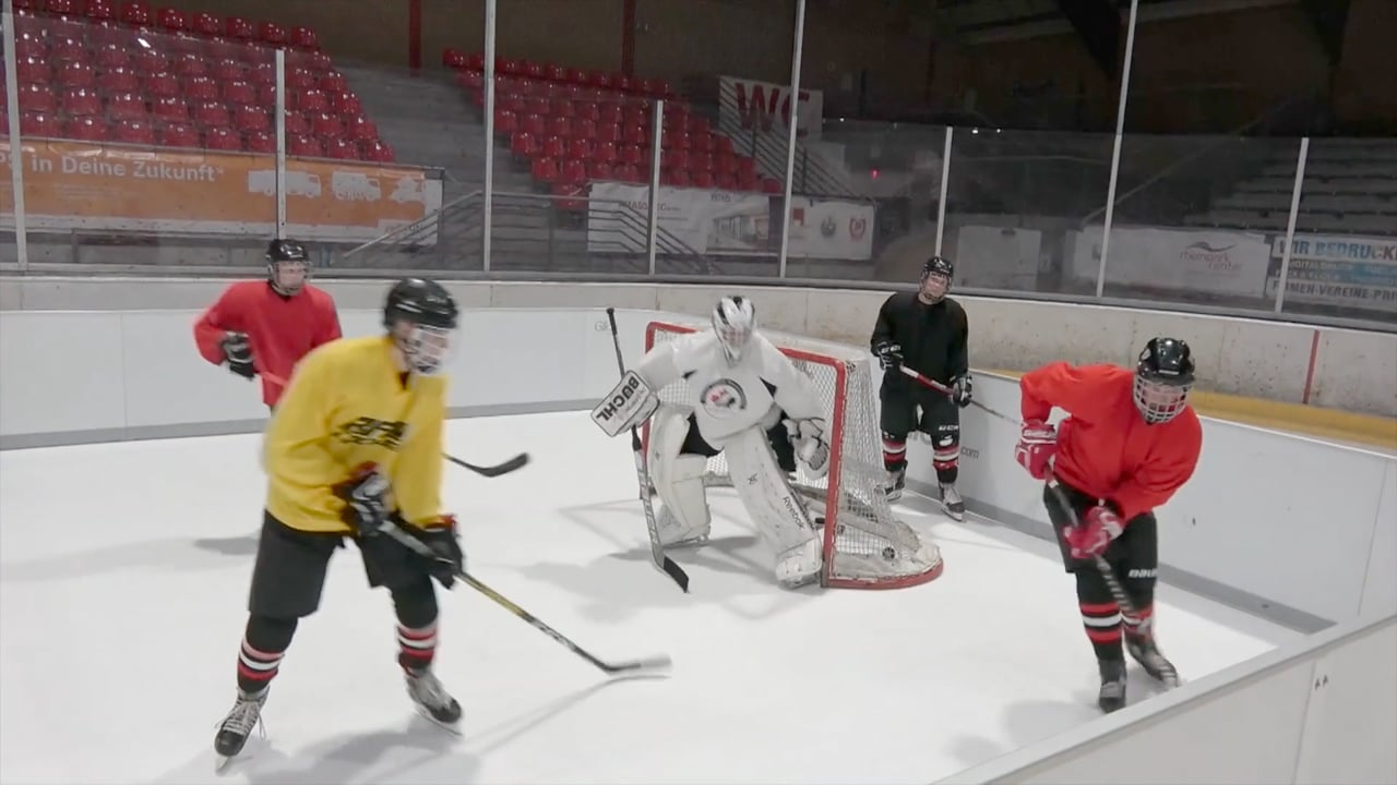German Hockey Club Opts for Glice Synthetic Ice