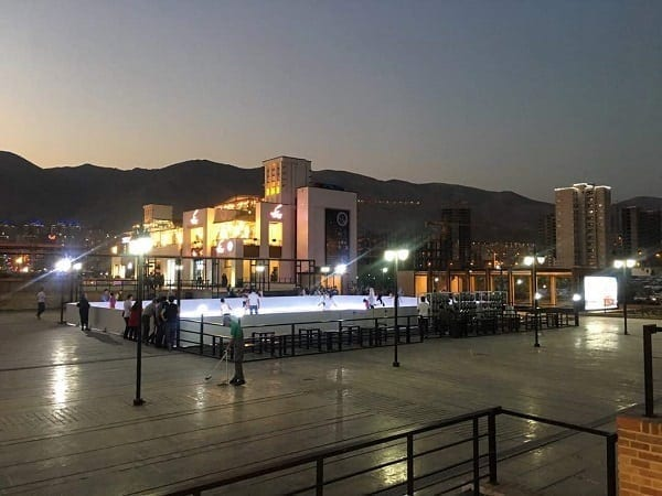 Two Years Later – First Glice® Artificial Ice Rink in Iran Still a Success Story