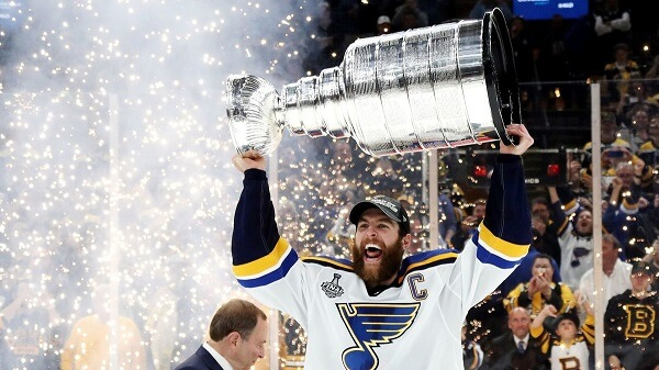 Glice® Congratulates the St. Louis Blues on their First Stanley Cup Title!!