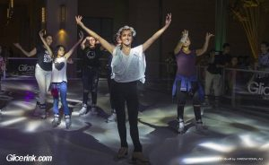 From Desert Sands to Waterless Ice: Glice® Installs Synthetic Ice Rink at Egyptian Mall