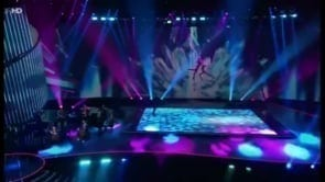 Glice® Synthetic Ice Rink Starring in Front of Millions on German TV Show with Award-Winning Singer & Performer Helene Fischer