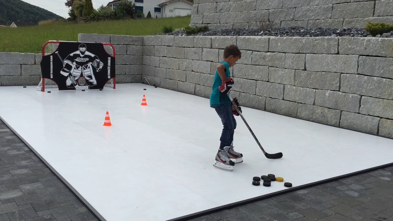 The Perfect Christmas Gift: Glice® synthetic ice pad!