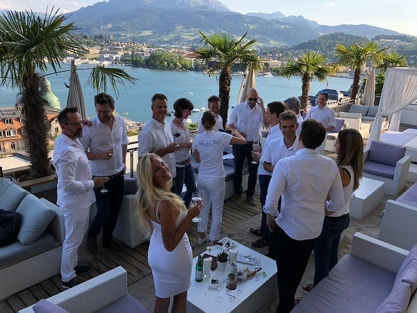 First Glice® Top Partner Summit in Lucerne: Best Practices & Good Times