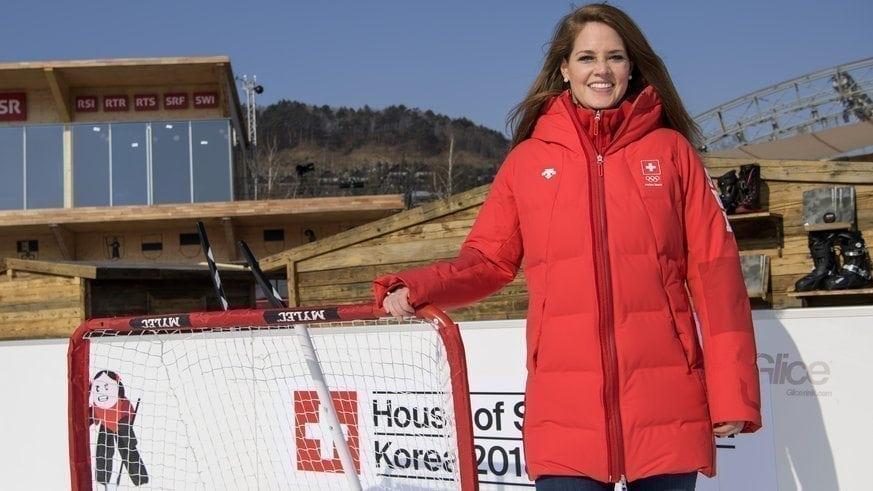 Zukunftswegweiser: Vereintes Koreanisches Eishockeyteam und Glice® synthethische Eisbahn bei Olympia – gesehen im Schweizer Magazin Watson