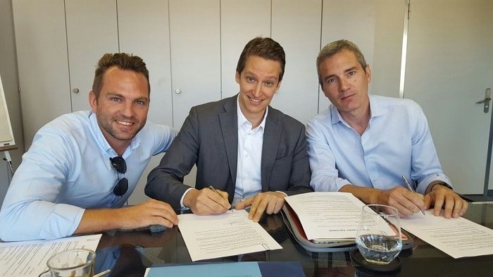 Glice sintetički led je ponosan da može objaviti da je nas Diretor prodaje Michael Vettiger postao dioničar Partner tvrtke Glice