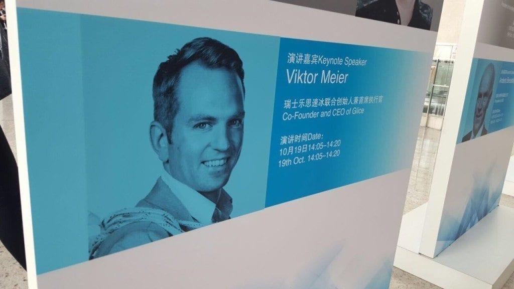 glice-synthetic-ice-co-founder-viktor-meier-speech-beijing