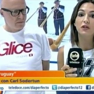 Glice®-synthetic-ice-skating-rink-on-Uruguay-TV-Teledoce
