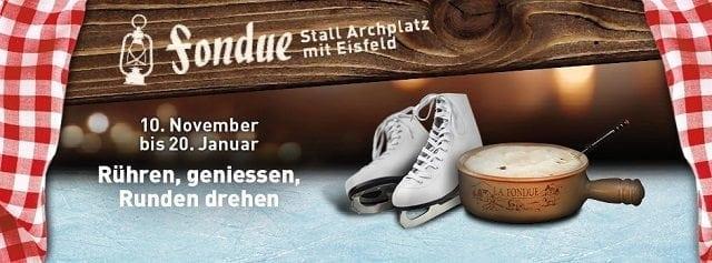 Drehen Sie doch mal ein paar Runden auf einem Glice® synthetischen Eisfeld in der Schweiz!