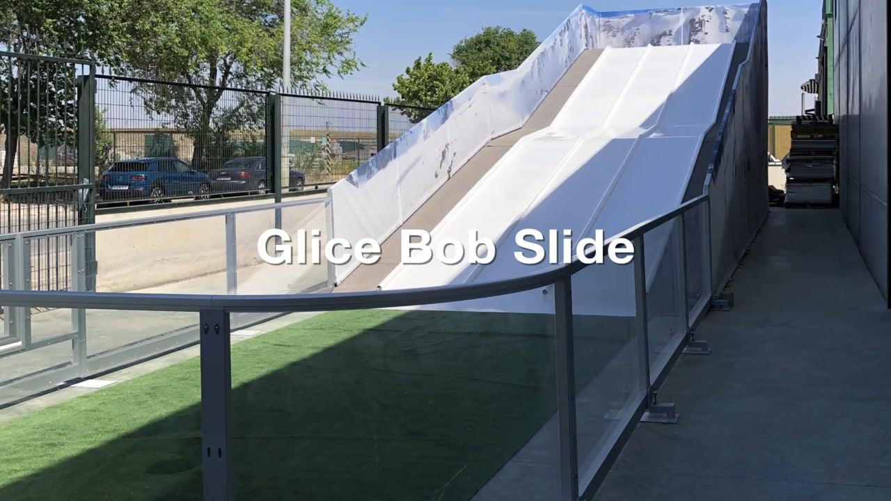 Glice BobSlide : l'éco-glissade où vous le voulez !