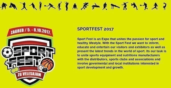 See What Glice® Synthetic Ice Rinks Are All About at Sportfest 2017 in Zagreb