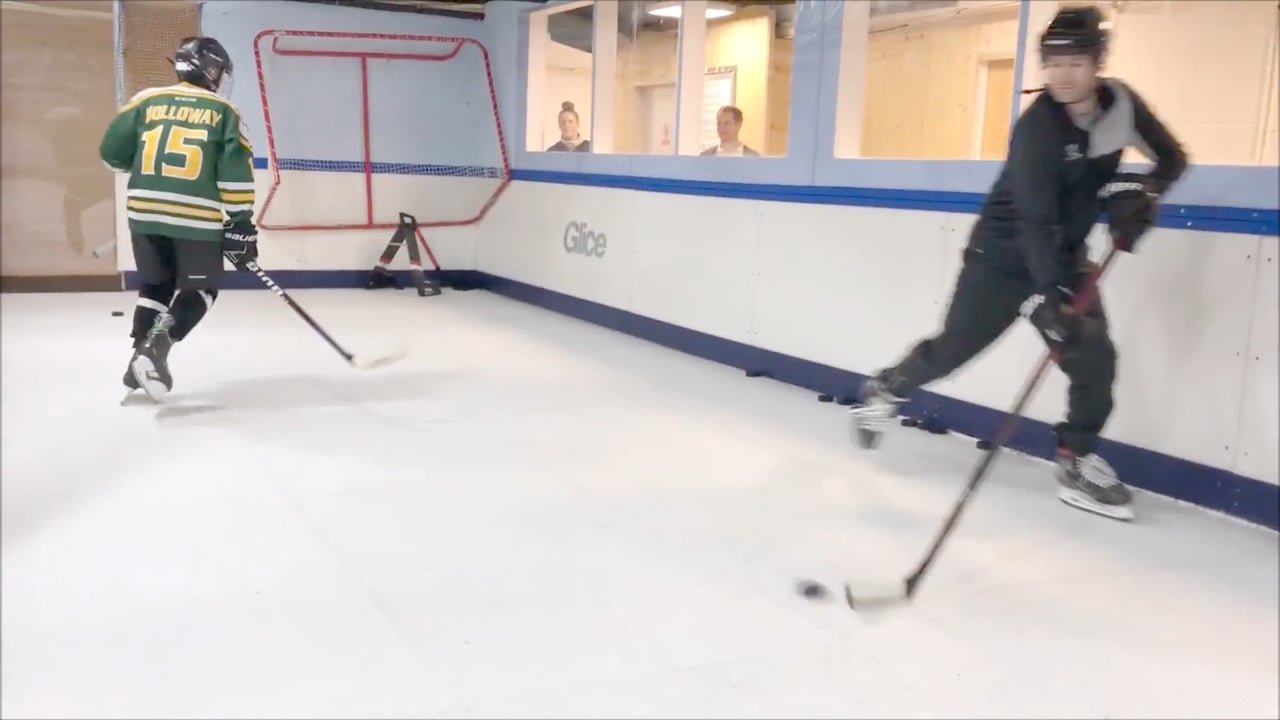 Glice Hockey Elite Center Provides Synthetic Ice Rink for Ice Sports Centre in the UK