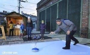 Glice Ice Curling