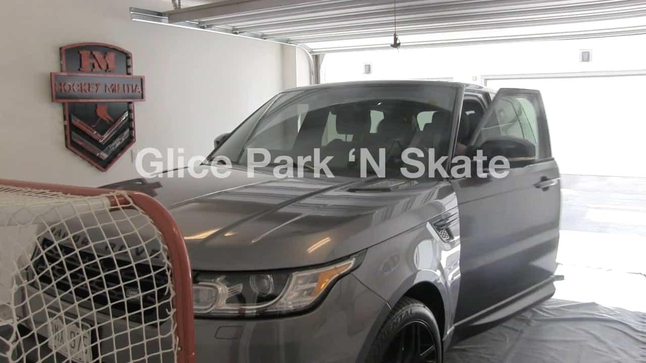 Glice Aparca y patina – Hielo sintético para tu garaje