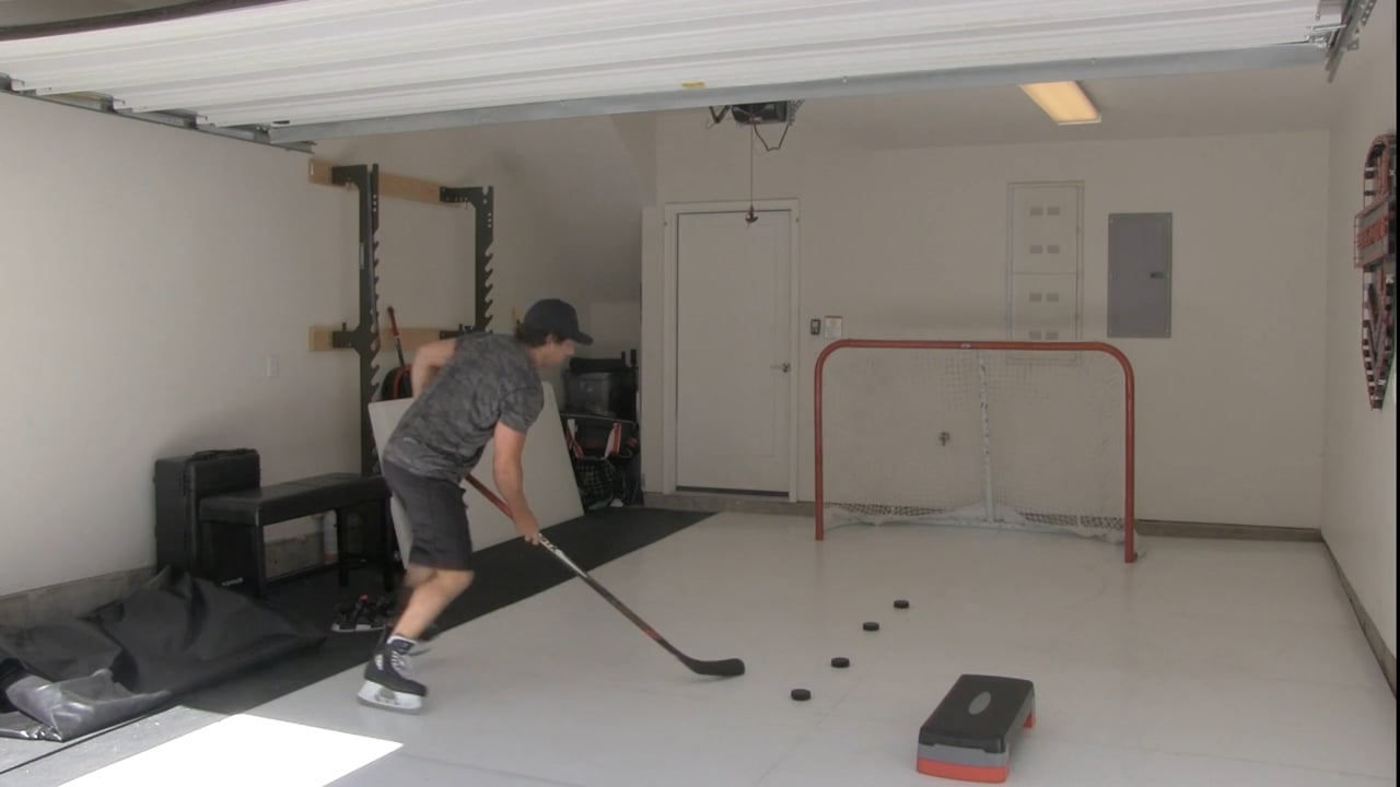 Glice Park N' Skate – Synthetic Ice for Your Garage