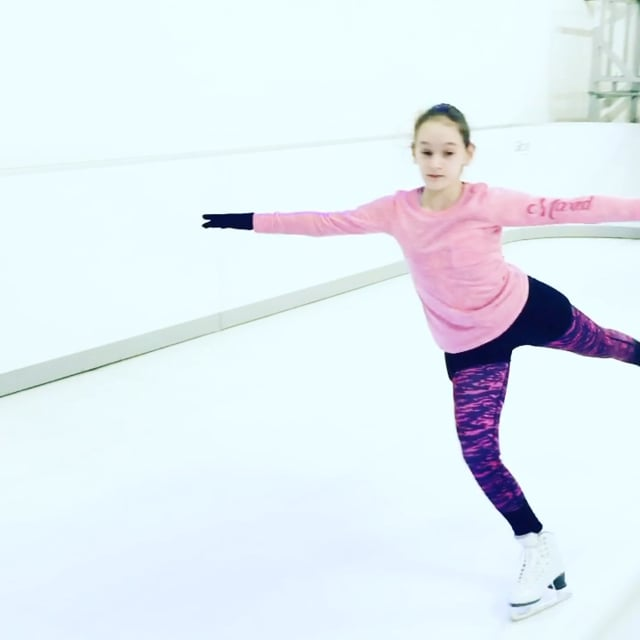 Glice Synthetic Ice Home Diaries – Figure Skating in South Africa