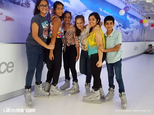 Summer or Winter, North or South, Indoor or Outdoor – Glice® Synthetic Ice Rinks Stand for Innovative Sport and Leisure Anytime, Anywhere
