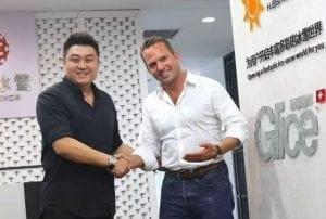 Glice® Partners Up with Biggest Chinese Entertainment Group to Promote Synthetic Ice Rinks