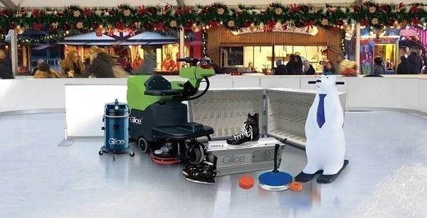 Glice Synthetic ice Christmas 1