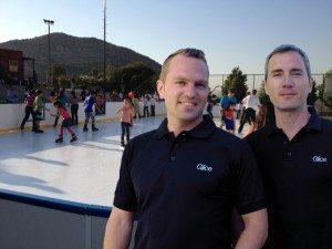Las pistas de hielo plástico Glice® mencionadas en el diario más importante de Suiza, Tagesanzeiger