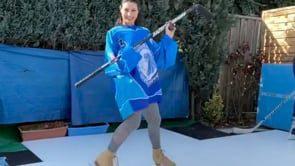 Glice Synthetikeis Heim-Tagebücher – diesmal aus Deutschland mit Eiskunstläuferin Patricia Kühne