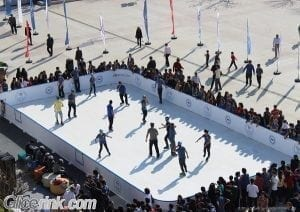 Ecological Desert Ice Skating: Dubai School to Install Glice® Synthetic Ice Rink