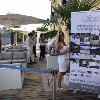 Glice synthetic ice rinks summit in Switzerland