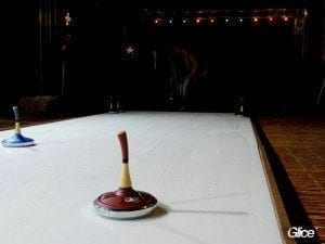 Glice_Fake_ice_panels_curling_game