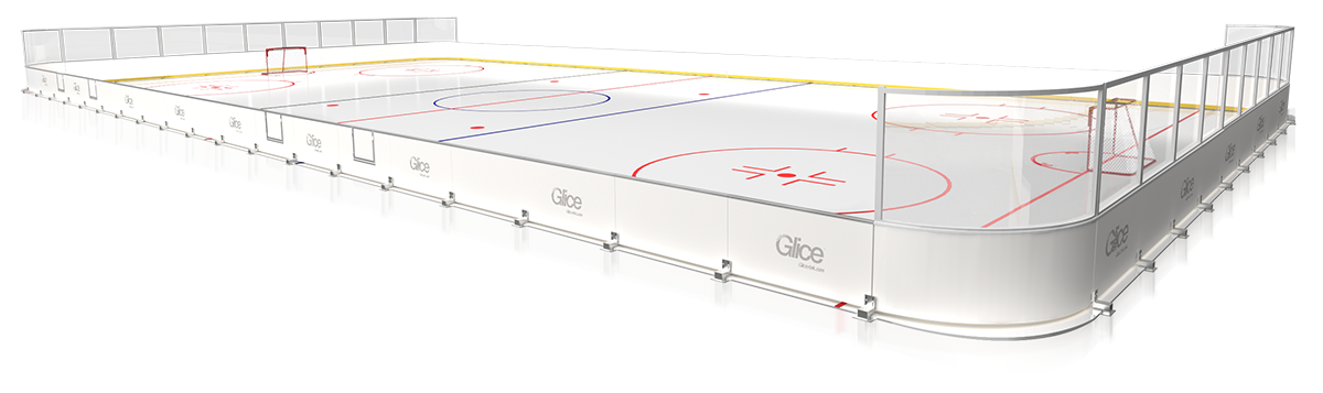 synthetic ice sheets - Glicerink