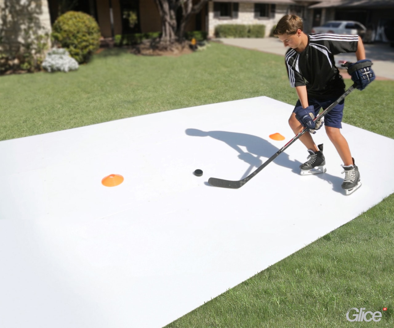 Glice® Synthetic Ice Rinks