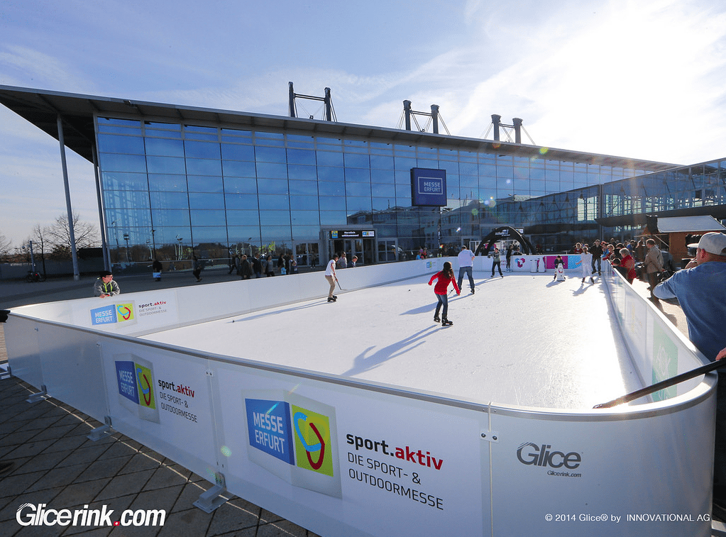 How to make an artificial ice rink business profitable