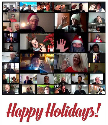 Happy Holidays from Your Glice Team!!