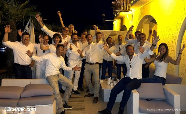 Frohes Neues Jahr von Ihrem Glice® Team!!