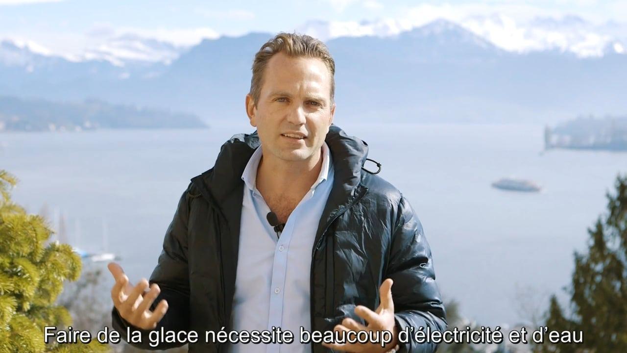 Les Patinoires à Glace Synthétique de Glice® & Google ont Démocratisé le Patinage sur Glace dans le Monde Entier