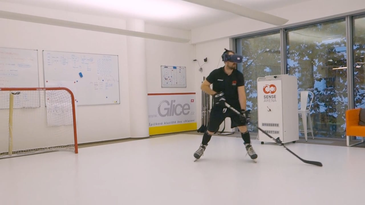 Maximized Ice Time: Hockey Training on Glice® Synthetic Ice Rinks & Pads