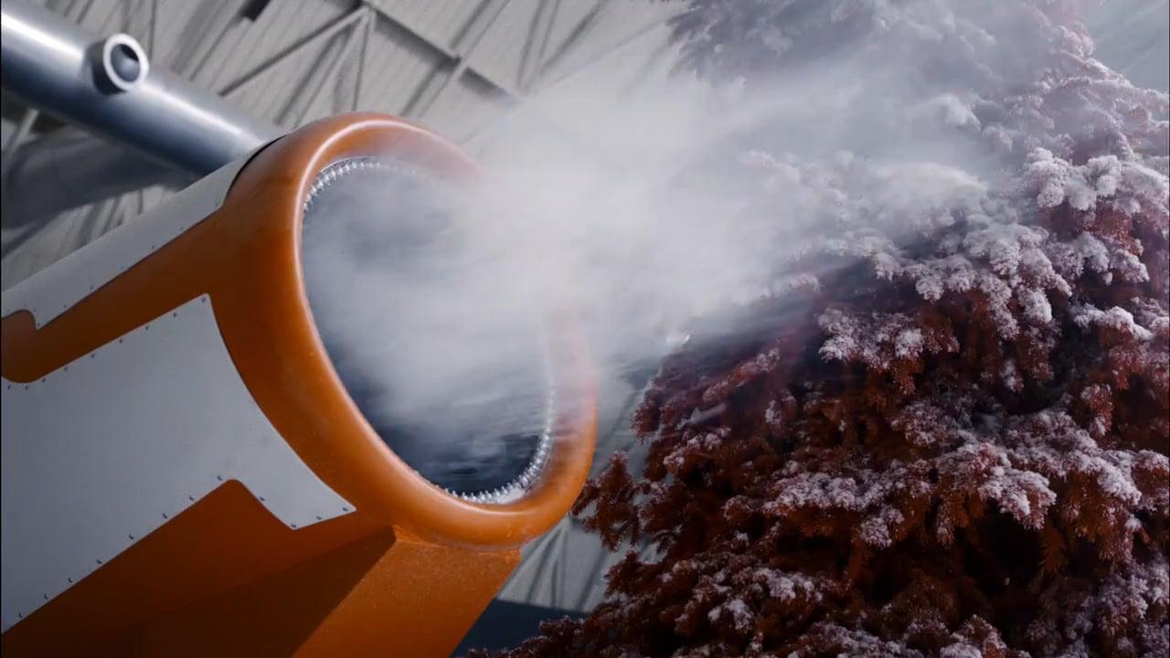 El nuevo Spot publicitario para televisión de la compañía Easyjet, incluye una secuencia de patinaje sobre el hielo sintético Glice®