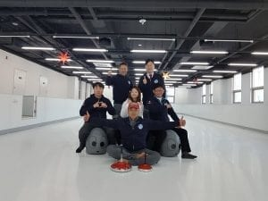 Newly Opened Glice® Synthetic Ice Rinks & Eisstock Lanes in South Korea