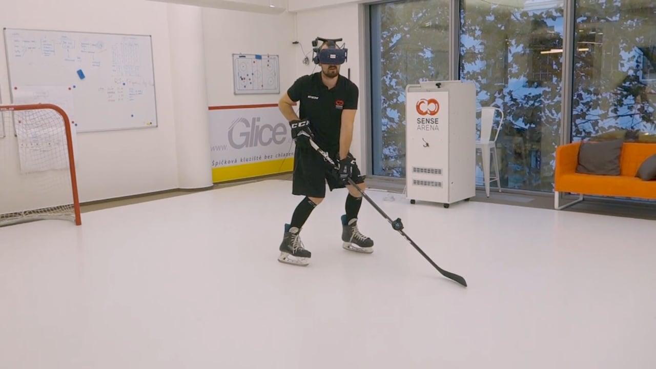 Optimisez votre temps d'entrainement : L'entrainement sur les patinoires & pads synthétiques Glice