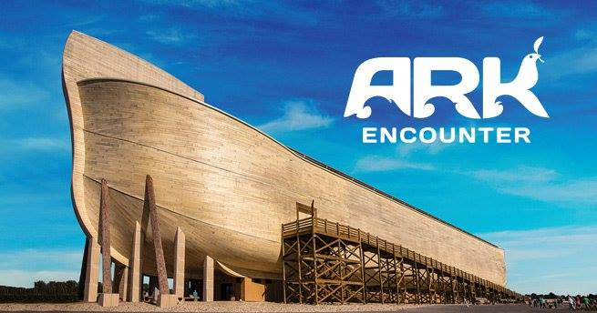 Coming Soon: Glice® synthetische Eisbahn bei Ark Encounter in den USA