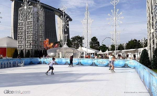 Big Venue but Small Budget? Discover Used Synthetic Ice Rinks with Glice® Durability