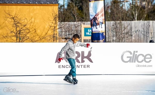 Premium Quality, Budget-Friendly – Used Synthetic Ice Rinks by Glice®