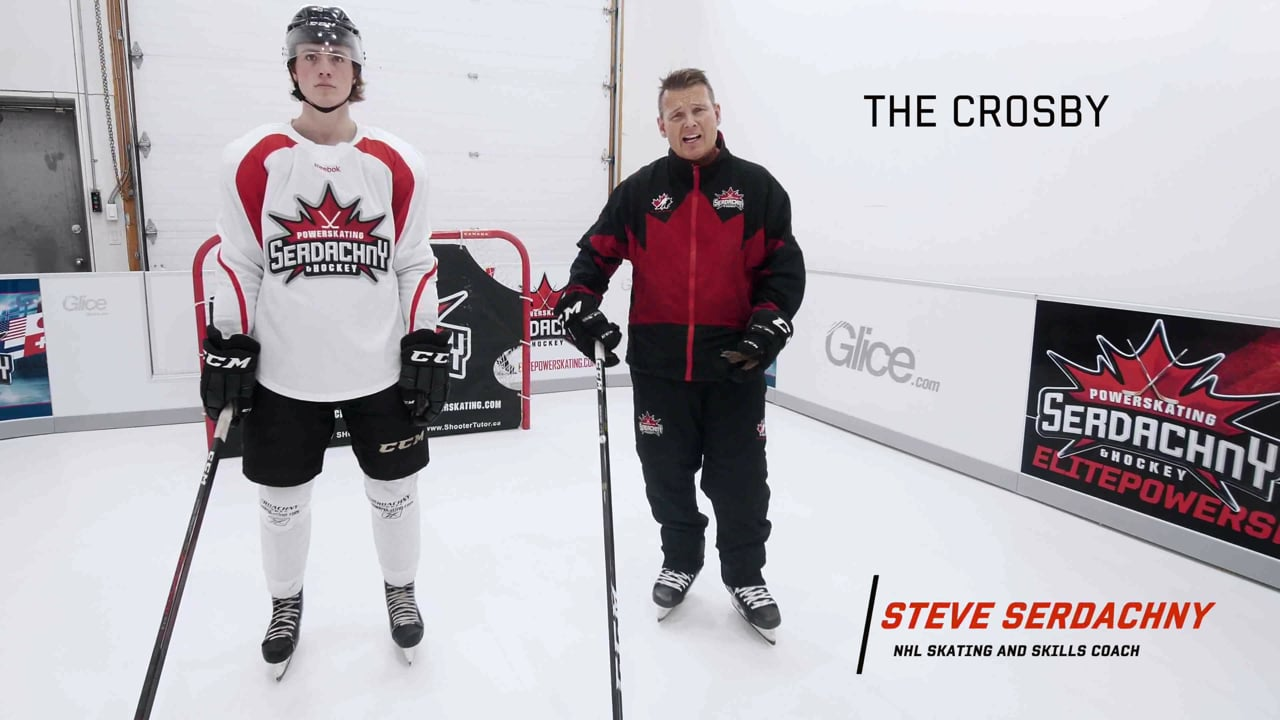 Steve Serdachny: Multidirectional Motion, The Crosby – Powered by Glice Synthetic Ice